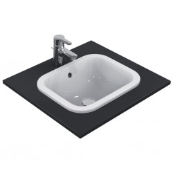 Ideal standard Connect įmontuojamas praustuvas 42x35 cm