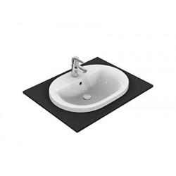 Ideal standard Connect Oval įmontuojamas praustuvas 62x46 cm
