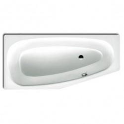 Asimetrinė vonia Kaldewei Mini 157x75 cm