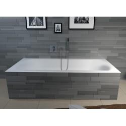 Matinė vonia RIHO Linares Velvet 190x90 cm