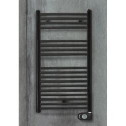 Электрический полотенцесушите AURA 40x80, 50x90, 50x120 чёрный