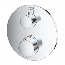 Potinkinis termostatinis dušo maišytuvas Grohe Grohtherm