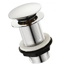 "Praustuvo sifono galvutė CLICK-CLACK 1 1/4"" (32mm) S8808AA"