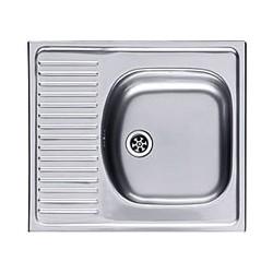 Franke ETN 611-58i plautuvė virtuvei be ventilio
