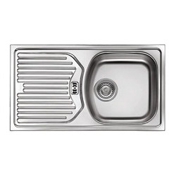 Franke ETN 614i plautuvė virtuvei be ventilio