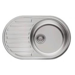 Franke PMN 611i plautuvė virtuvei be ventilio