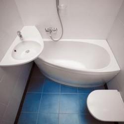 Ravak Акриловая асимметричная ванна Avocado