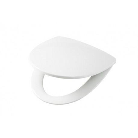 Ifo Sign baltas fiksuoto tvirtinimo WC dangtis, baltas
