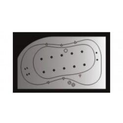 KOLLER LUX Nr.4 masažo sistema