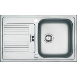 Franke EFN 614-78 78x47,5 cm plieninė plautuvė virtuvei
