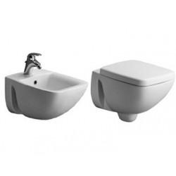 CANTICA pakabinamų WC ir bidė komplektas
