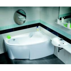 Ravak kampinė vonia Asymetric