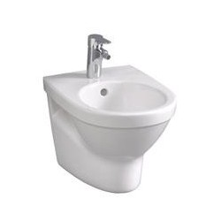 Kieto plastiko WC dangtis NAUTIC su SC ir QR