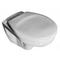 ECCO WC pakabinamas, baltas