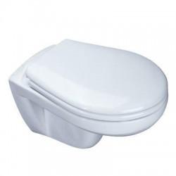 ECCO WC dangtis, baltas