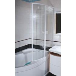 Kairinė vonios sienelė VSK2 Rosa