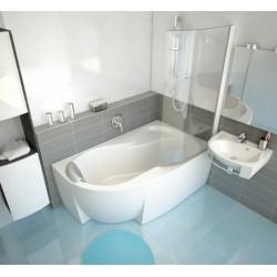 Kampinė vonia Ravak ROSA 95