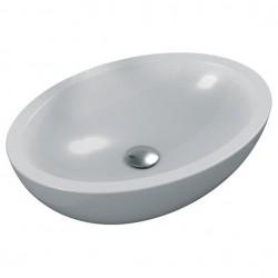 Ovalus praustuvas - dubuo Ideal Standard STRADA