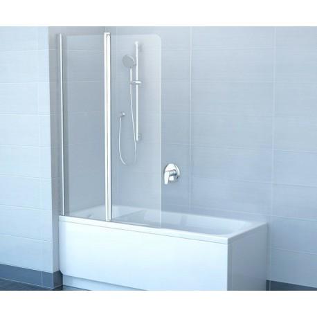 CHROME CVS2 vonios sienelė kairinė