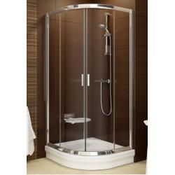 Ravak BLIX BLCP4 pusapvalė dušo kabina