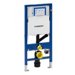 DUOFIX potinkinis WC bakelis su rėmu UP320 su vidine filtravimo sistema