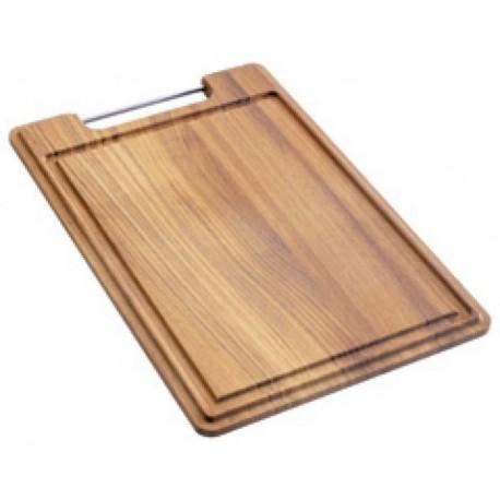 Franke (Iroko) medinė pjaustymo lentelė 28.8 x 43.8 cm