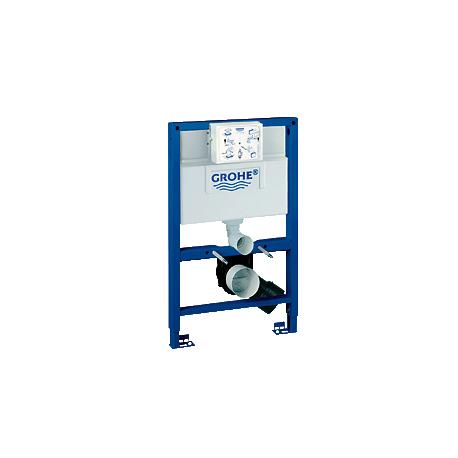 Rapid SL WC rėmo 82 cm aukščio techninė informacija