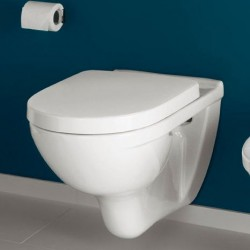 Villeroy& Boch O, Novo compact pakabinamo WC techniniai duomenys