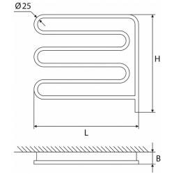 Elektrinis gyvatukas EE400SLMP