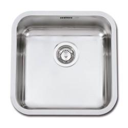 Reginox Colorado L OKG Comfort virtuvės plautuvė 45,5x39,3 cm