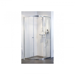 Ifo Silver pusapvalė dušo kabina 90x90cm