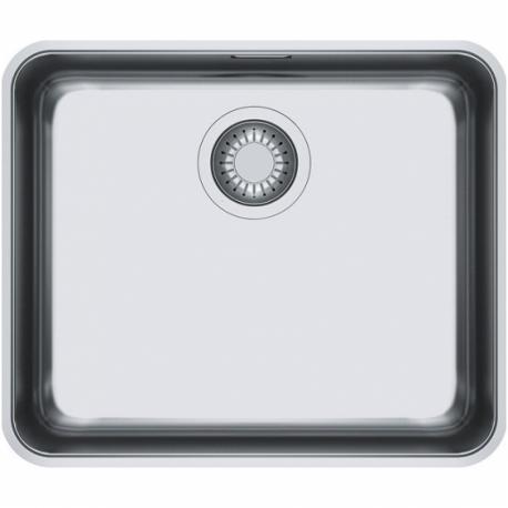 Franke ANX 110-48 nerūdijančio plieno plautuvė virtuvei