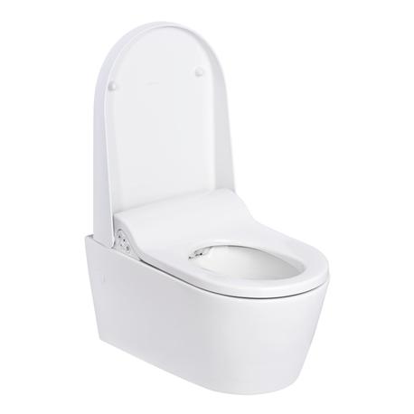 AquaClean Sela pakabinamas WC puodas su apiplovimo funkcija, baltas