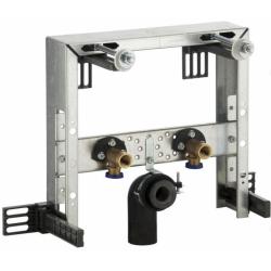 Kombifix praustuvo montavimo elementas