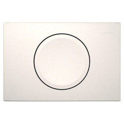 Vandens nuleidimo mygtukas DELTA11 spalva- balta