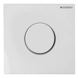 Sigma01 pneumatinis pisuaro mygtukas, spalva- balta