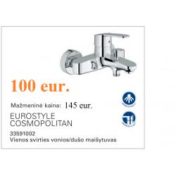 Eurostyle maišytuvas voniai