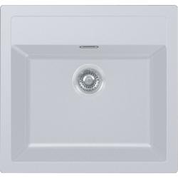 Franke SID 610 virtuvinė plautuvė, spalva- balta