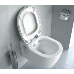 Pakabinamas Connect wc su rimless