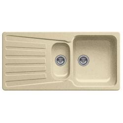 Blanco virtuvinė plautuvė NOVA 6S ir Vitis -S virtuvinis maišytuvas