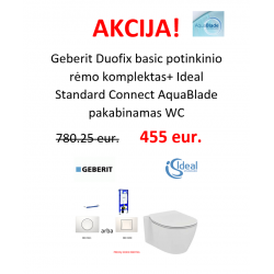 Geberit ir Ideal Standard AKCIJA!