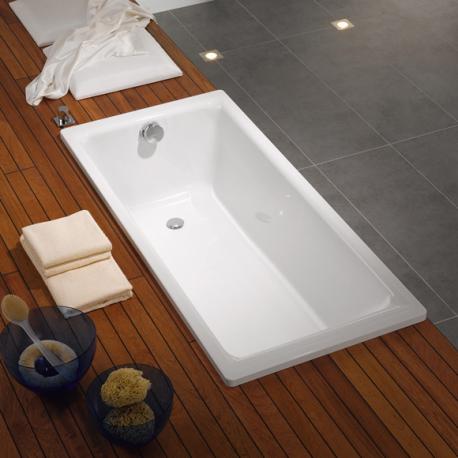 PURO plieninė vonia