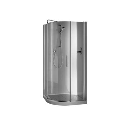 Small dušo kabina 90x90x190 cm