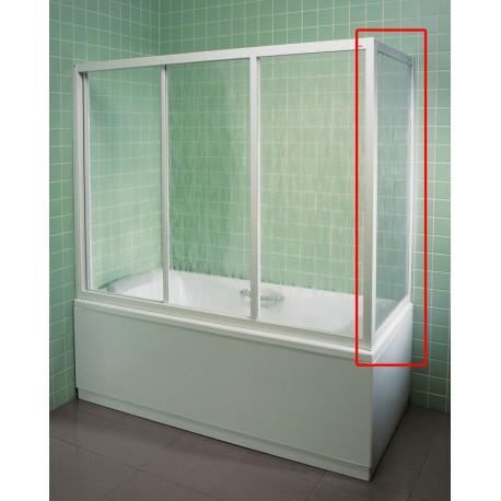 Stacionari vonios sienelė APSV
