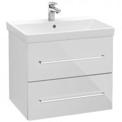 Akcija! Avento pakabinama vonios spintelė su praustuvu 60x47 cm
