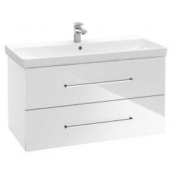 Akcija! Avento pakabinama vonios spintelė su praustuvu 80x47 cm