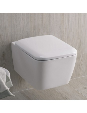 STARCK 3 WC puodas, pakabinamas