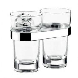 Polo dviguba stiklinė