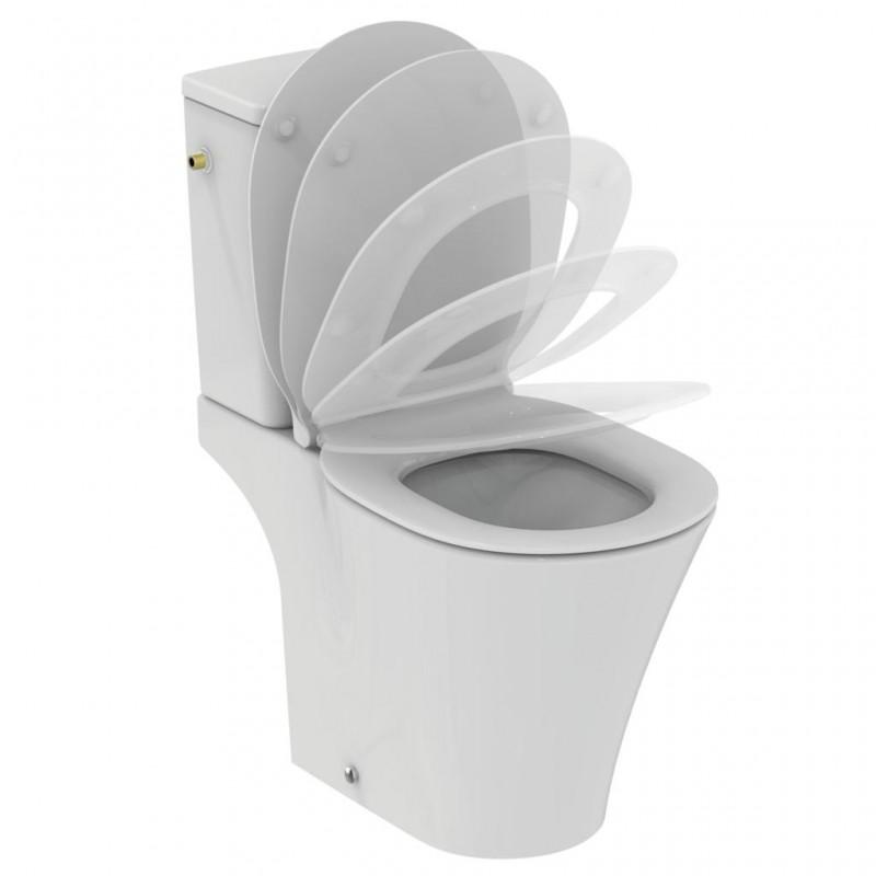 ideal standard connect air pastatomas wc su tarpu. Black Bedroom Furniture Sets. Home Design Ideas