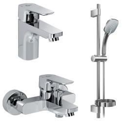 CERAPLAN III комплект смесителей для ванны